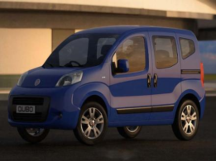 Fiat Qubo 1.4 Pop 77hp