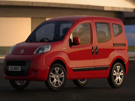 Fiat Qubo 1.3 Mutijet MyLife