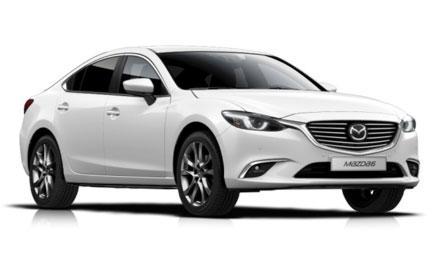 Mazda 6 Saloon 2015 Sport Nav 2.0 165ps Petrol (6-Speed Manual)