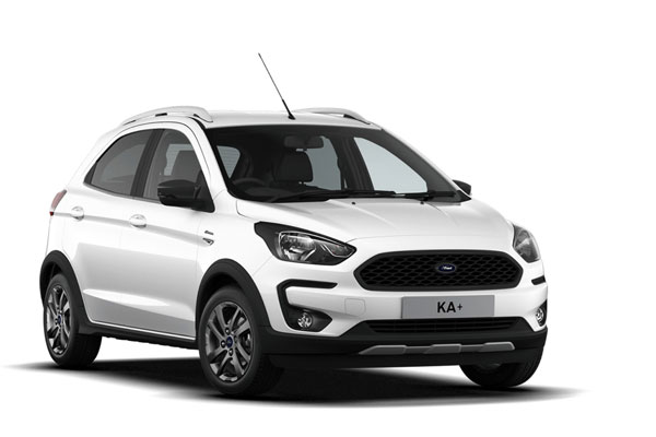 New Ford KA+ Active Offer