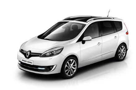 Renault Grand Scenic Dynamique TomTom 1.6 VVT 110