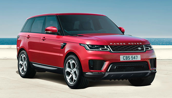 Land Rover RANGE ROVER SPORT 2.0 Si4 HSE 5dr Auto