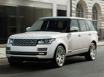 Range Rover Vogue TDV6 from only £799 per month*