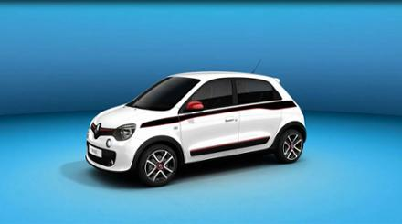 All New Twingo Dynamique SCe 70 Stop & Start