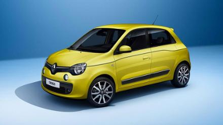 All New Twingo Expression SCe 70