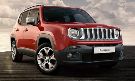 Jeep Renegade 1.4 MultiAir II 140hp Limited DDCT Incl £600 paint