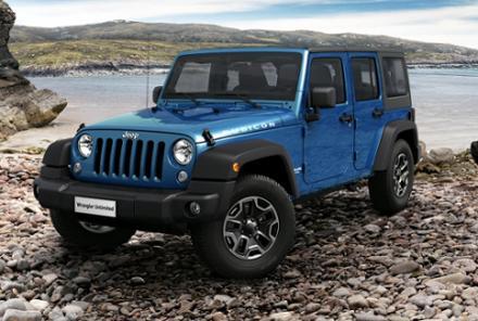 Jeep Wrangler 3.6 V6 Rubicon 4dr Auto