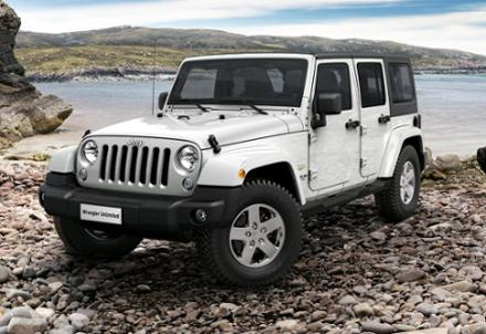 Jeep Wrangler 2.8 CRD Overland 4dr Auto