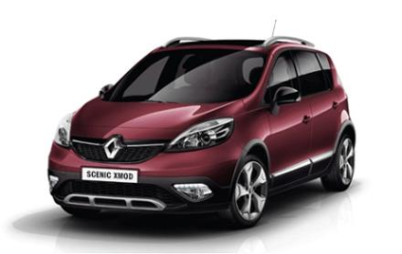 Renault Scenic XMOD Expression+ 1.6 VVT 110