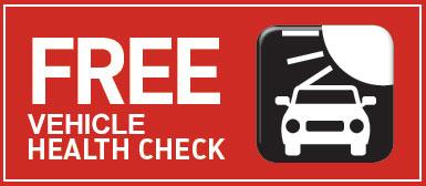 FREE Vehicle Health Check at Preston Motorpark