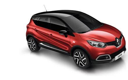 Renault Captur Crossover Signature ENERGY TCe 90 Stop & Start