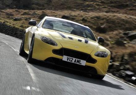 Aston Martin V12 Vantage S Coupe