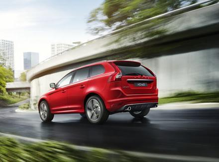 Volvo XC60 D4 FWD R-Design for only £329 per month*