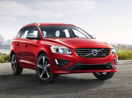 Volvo XC60 D4 AWD R-Design for only £329 per month*