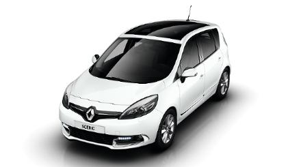 Renault Scenic Dynamique TomTom TCe 130 Stop & Start