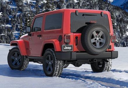 Jeep Wrangler X Edition Wrangler 2dr 2.8 CRD Auto