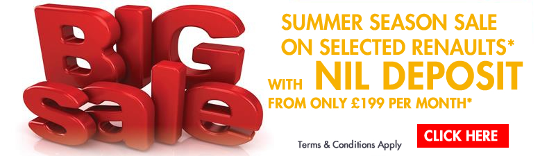Renault Summer offer