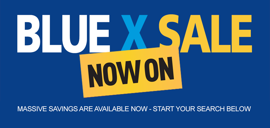 Blue Cross Used Car Sale