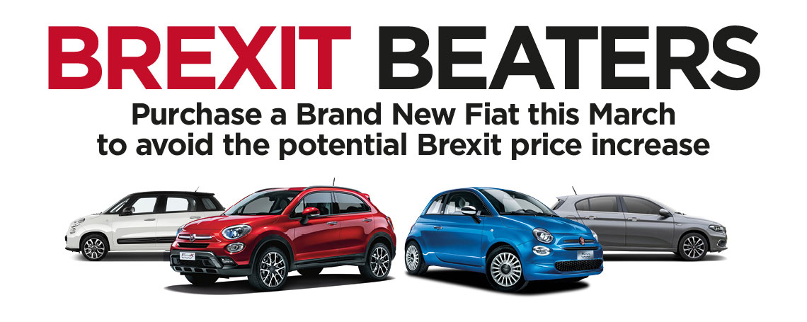 Brexit Beating Fiat Offers