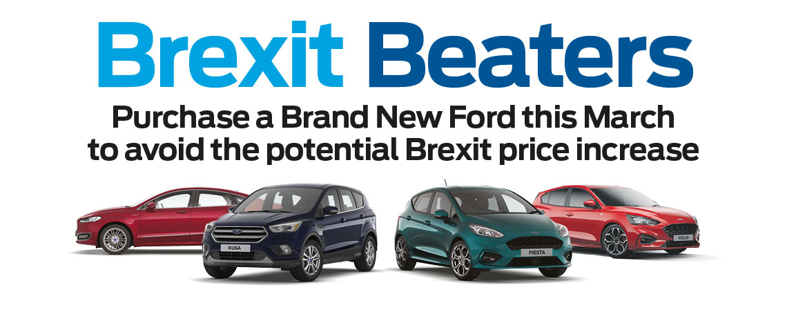 Brexit Beating Ford Offers