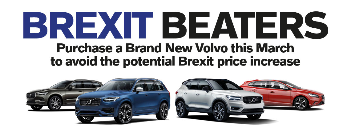 Brexit Beating Volvo Offers