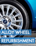 Alloy Wheel Refurbishment - Motorparks Servicing Essentials