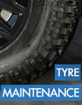 Tyre Maintenance - Motorparks Servicing Essentials