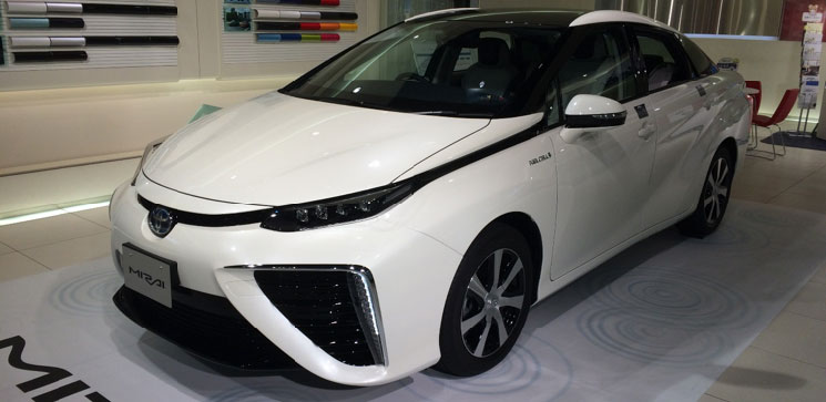 The future of driving: will we all be driving hydrogen vehicles?