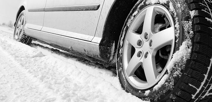 A Guide to Safe Winter Driving