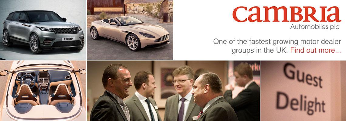 Cambria Automobiles plc