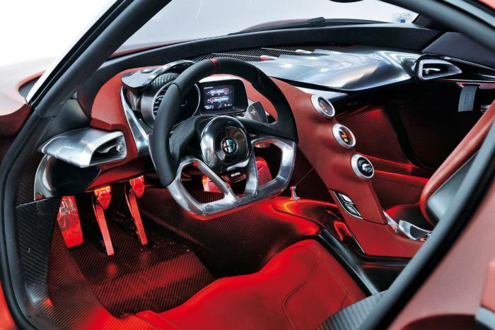 Alfa Romeo 4C Review  Motorparks