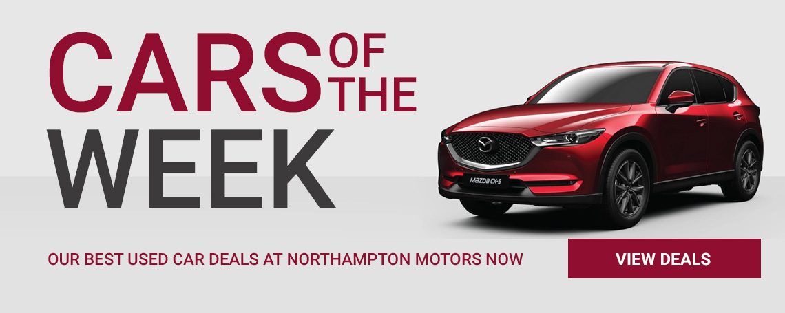 Cars Of The Week At Northampton Motors