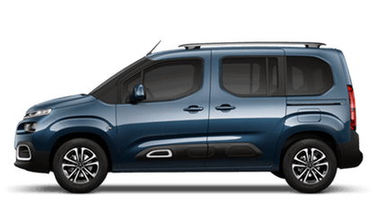 New Citroën Berlingo Motability Offer