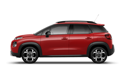New Citroën C3 Aircross SUV Motability Offer