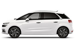 Citroen C4 SpaceTourer Offers