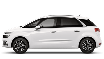 New Citroën C4 Spacetourer