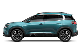 Citroen C5 Aircross SUV Offers