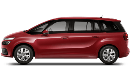 New Citroën Grand C4 Spacetourer Motability Offer