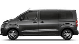 Citroen SpaceTourer Business Offers