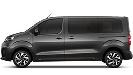 Citroen SpaceTourer Offers