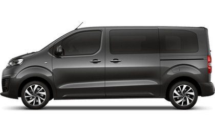 New Citroën Spacetourer Motability Offer