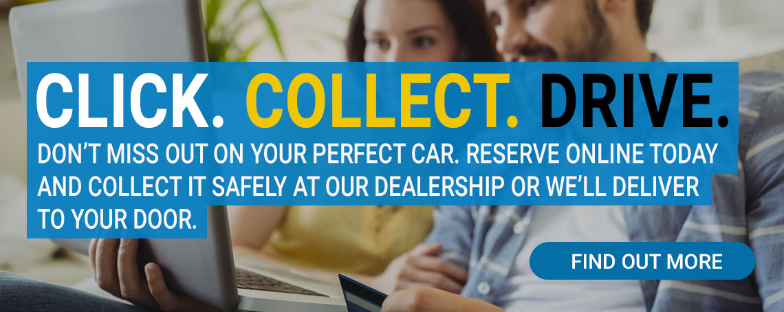 Click. Collect. Drive. - Reserve Online Today