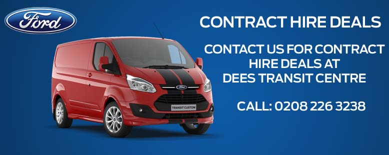 Contract Hire Deals