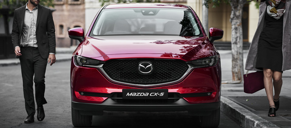The all-new Mazda CX-5 is available to order now