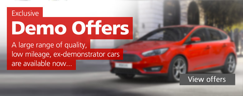 Demo Offers at Motorparks