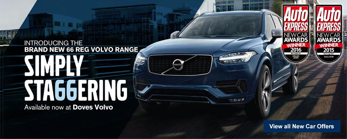 Volvo Preston Motorparks