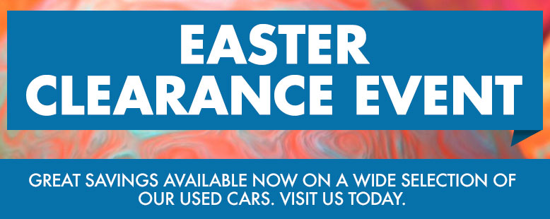 Easter Clearance Event
