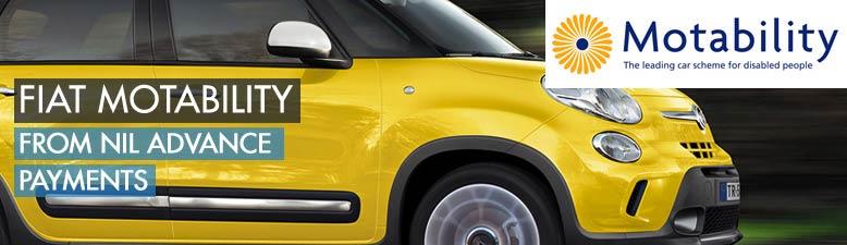 Fiat Motability