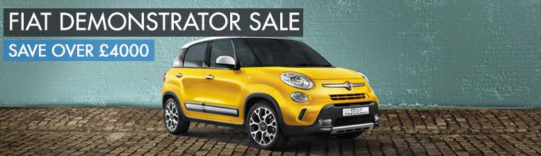 Fiat Demo Sale
