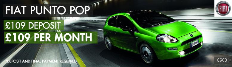 Fiat Punto Pop New